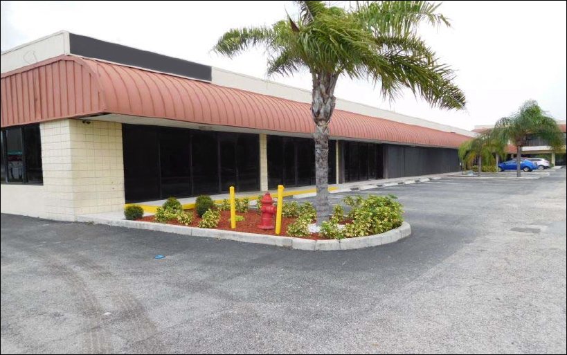 Property Type:  Retail   Purpose:  Refinance   Loan Amount:  $1,755,000   Location:  Lake Worth, Florida