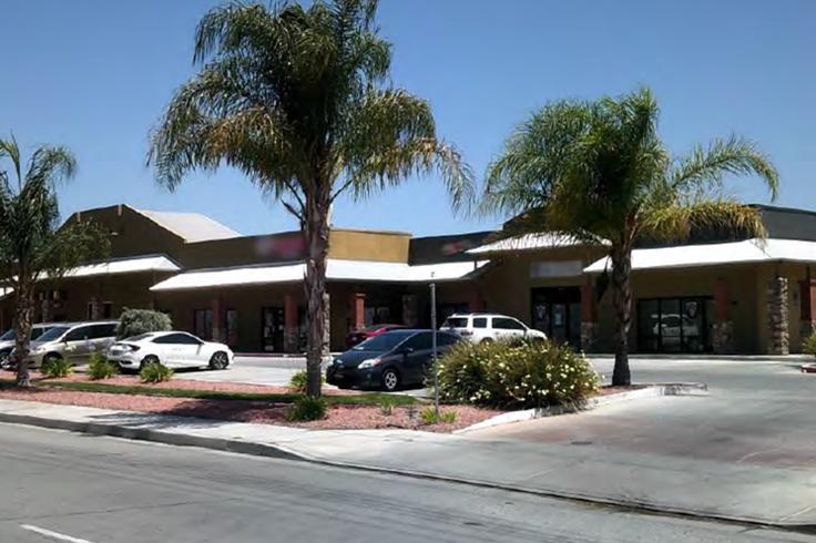 Property Type:  Retail   Purpose:  Cash-Out Refinance   Loan Amount:  $1,900,000   Location:  Hemet, California