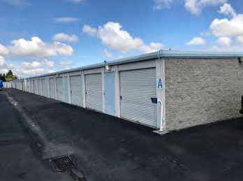 Property Type:  Self-Storage   Purpose:  Cash-Out Refinance   Loan Amount:  $1,584,000   Location:  Sacramento, California