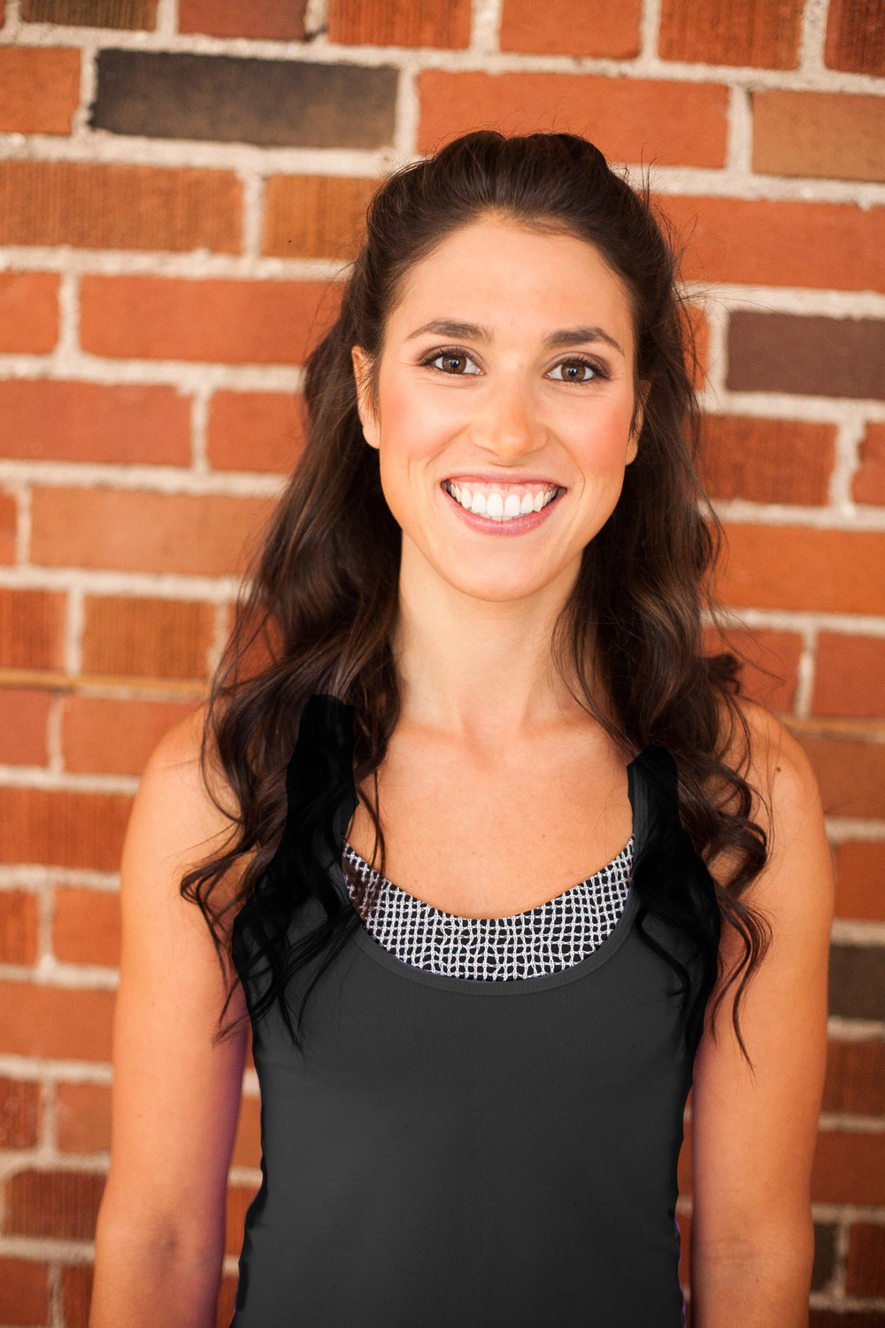 Jamie is your girl if you're in need of some uplifting positivity in your life; her excitable energy and enthusiastic spirit are contagious.  You will find her and her infectious smile cheering on her students in all styles of classes offered at YOGAthletix.