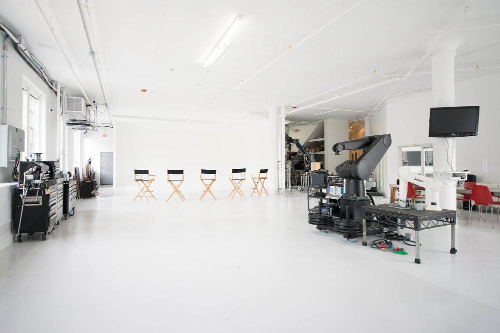 Studio A -