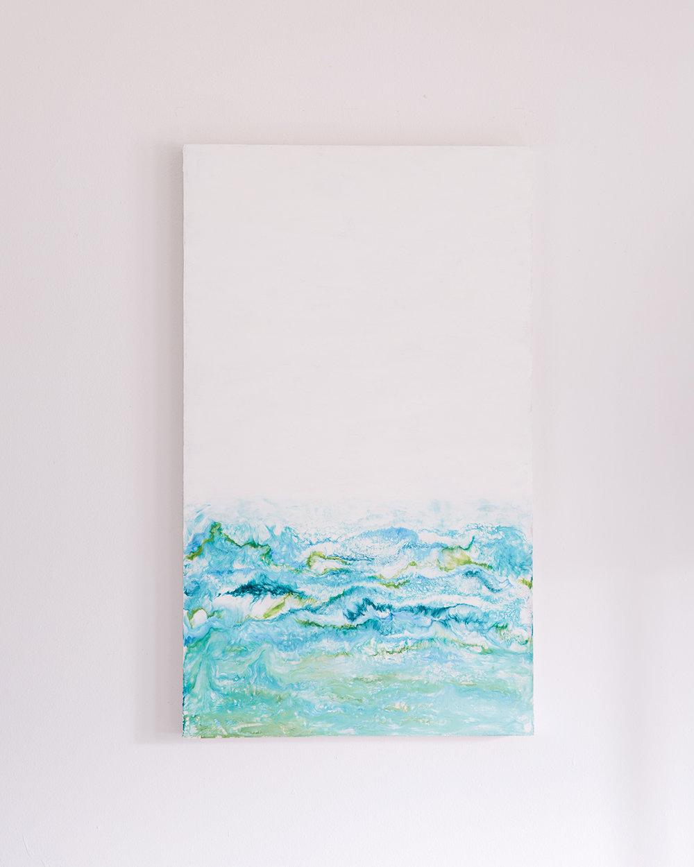 The Catalyst - My work is inspired by the horizon line where the ocean meets the sky