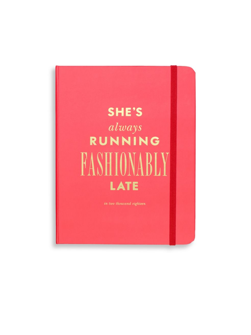 Kate Spade's Agenda.  Cute, functional, and           sophisticated. This agenda says professional and funky all the while highly organized.