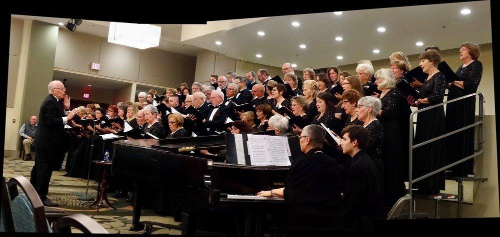 Friendship Village Concert, November 2018