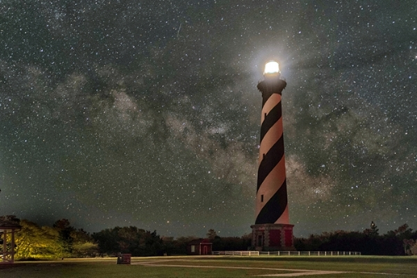 Photo of Cape Hatteras Lighthouse by Carol Ward Photography