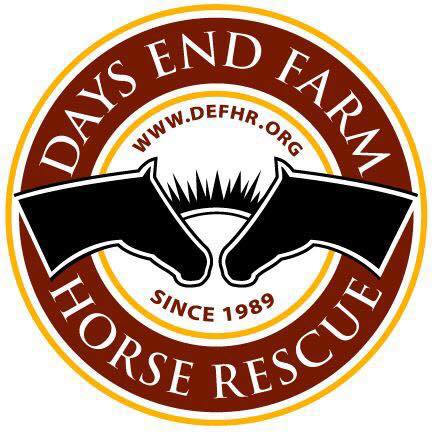 Days End Farm - The mission of Days End Farm Horse Rescue (DEFHR) is not only to rescue and rehabilitate suffering horses, but to prevent abuse and neglect through education and community outreach.