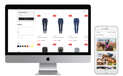 Horsense.shop will help you easily transform your tack shop into a successful online shopping experience for current and potential customers.
