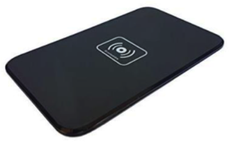 The steed charging mat that provides wireless charging