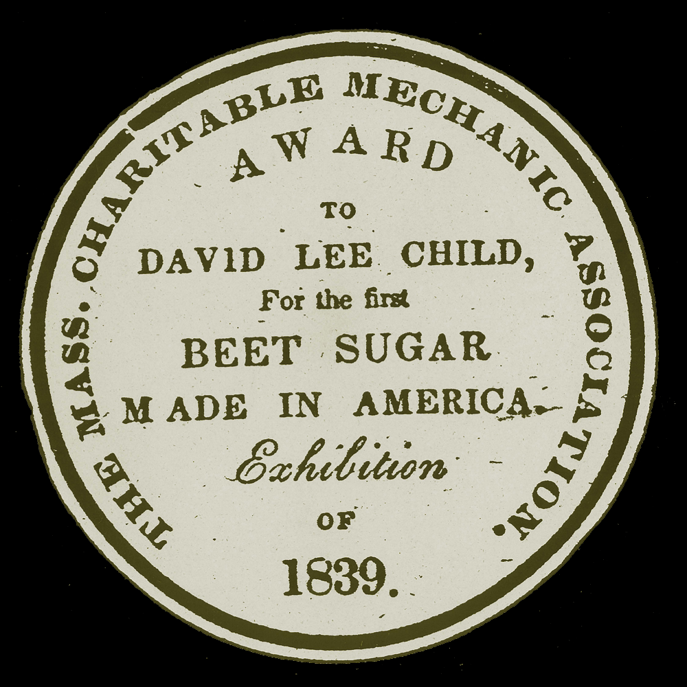 Seal from The David Ruggles Center for History & Education