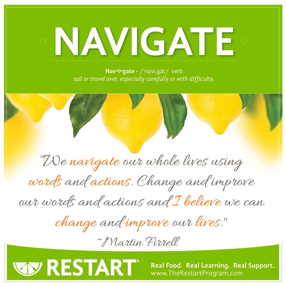 RESTART Sugar Detox - Living Matters Nutrition