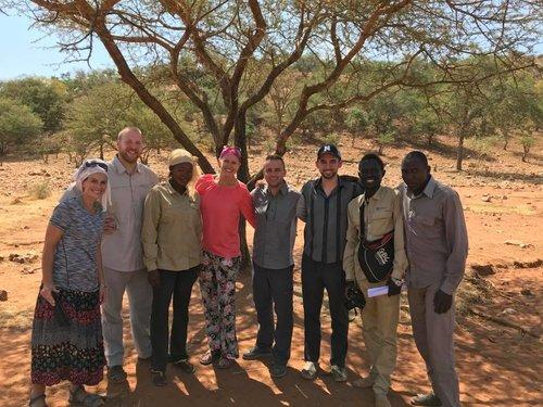 Northridge visiting Maramara in 2017.