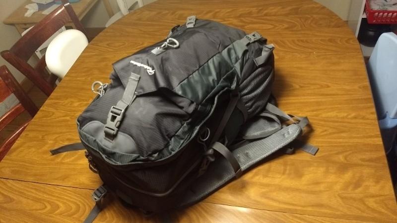 Creative Packing - Josh Horn, 10/24/18