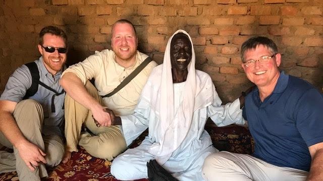 Seeing an Imam cry… - Brad Van Heukelum, 10/31/18