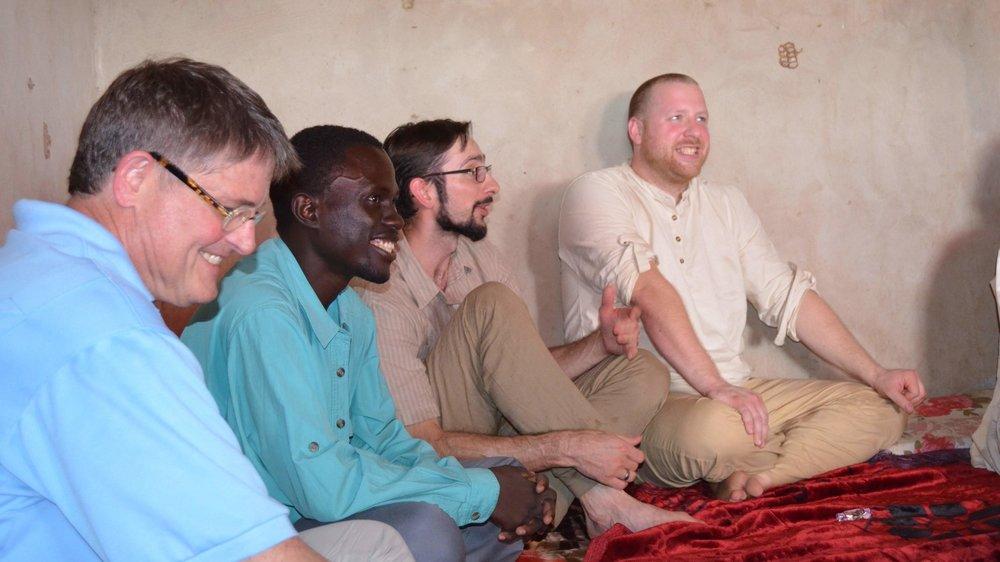 A joy that testifies… - Benjamin Ndizeye, 11/6/18