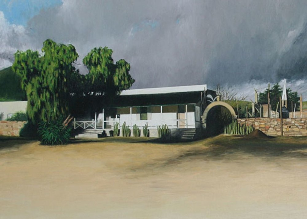 Orientation: Karoo (2008) - Detail
