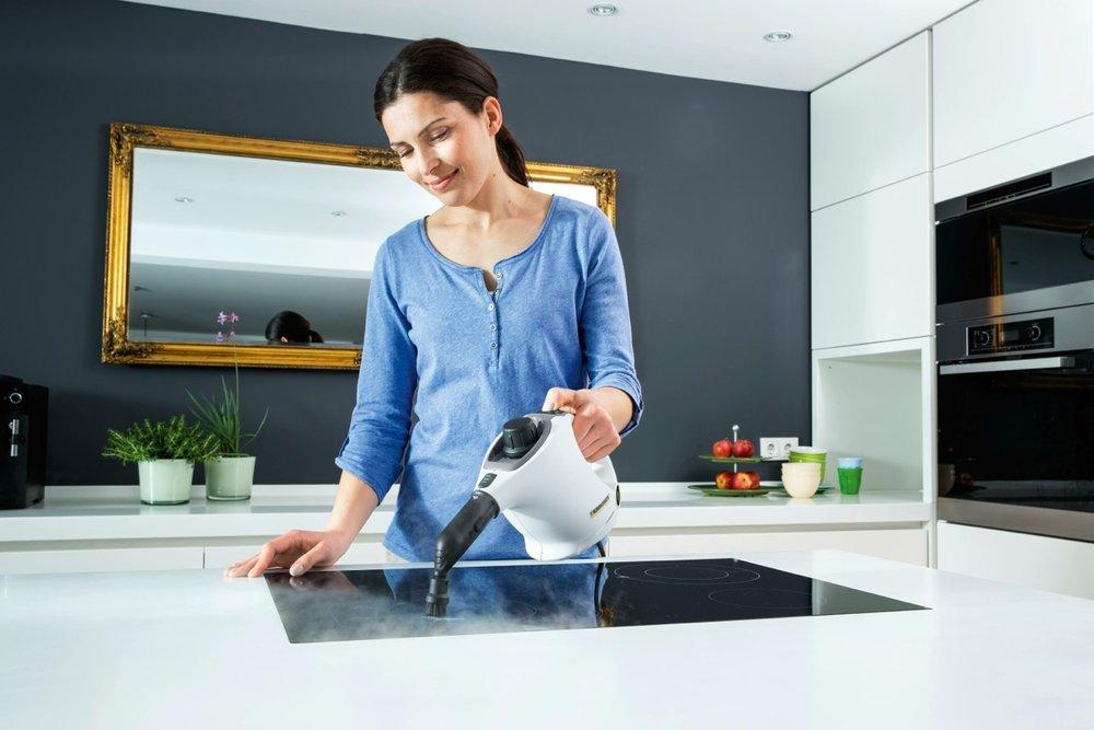 Cosy in der Küche für Test Shooting
