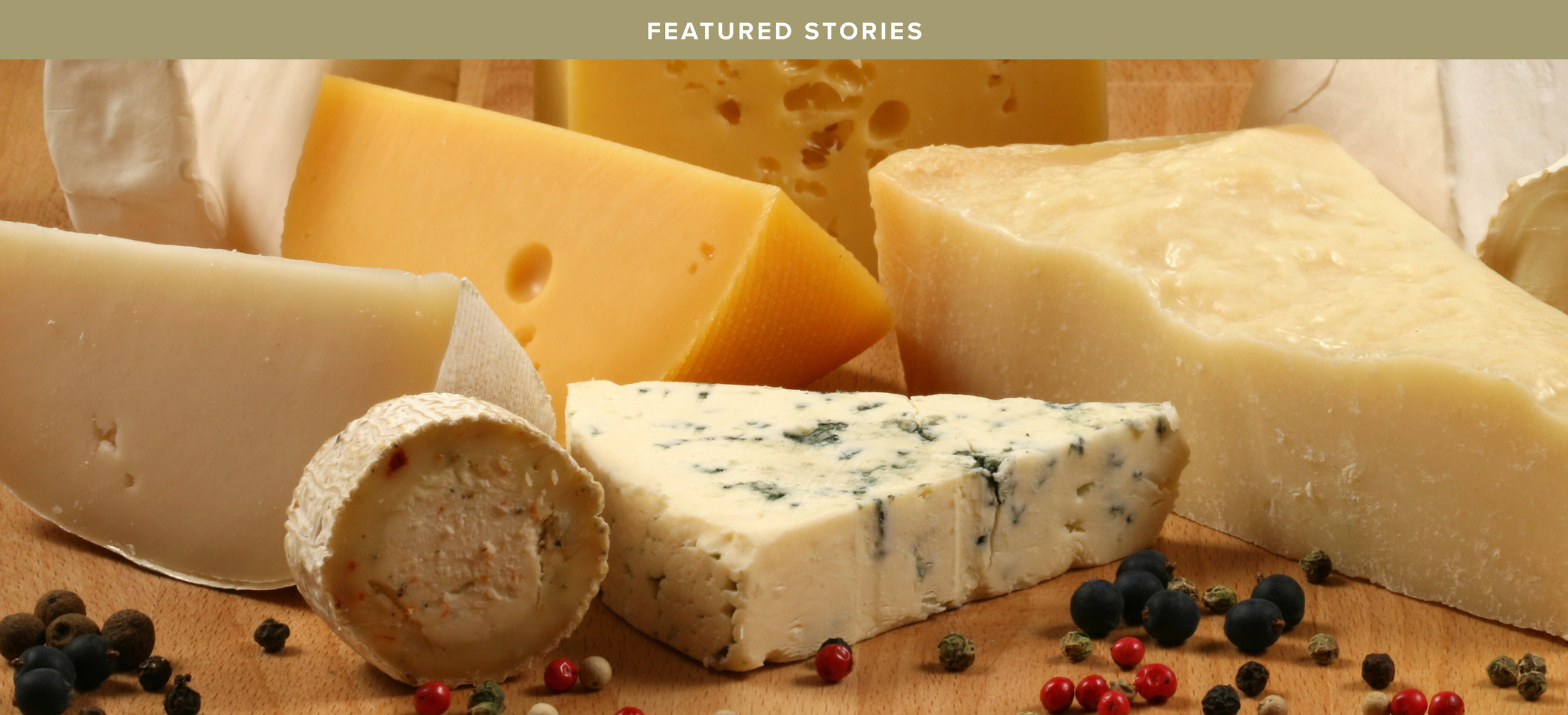 the neglect of cheese in european literature