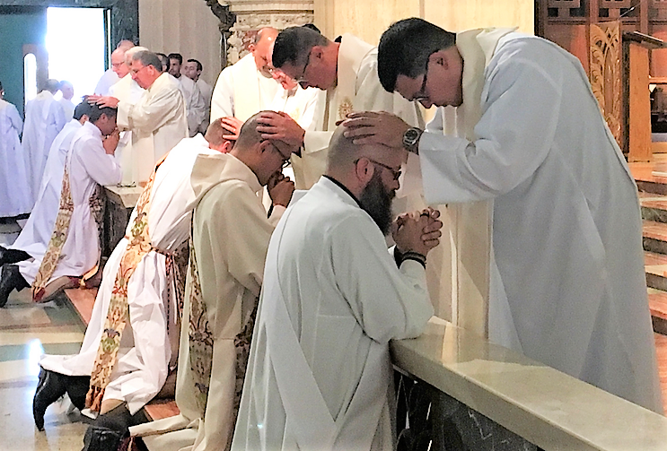 Jesuits West ordinations 2017