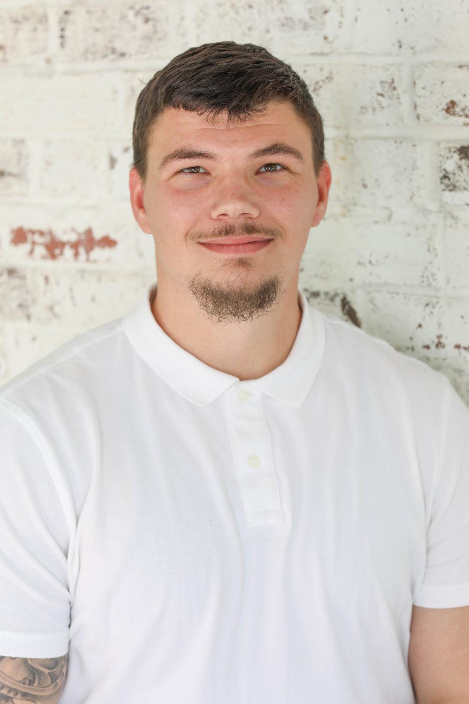 Keenan Butler: Staging & Logistics