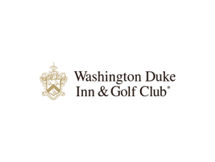 The Washington Duke Inn & Golf Club