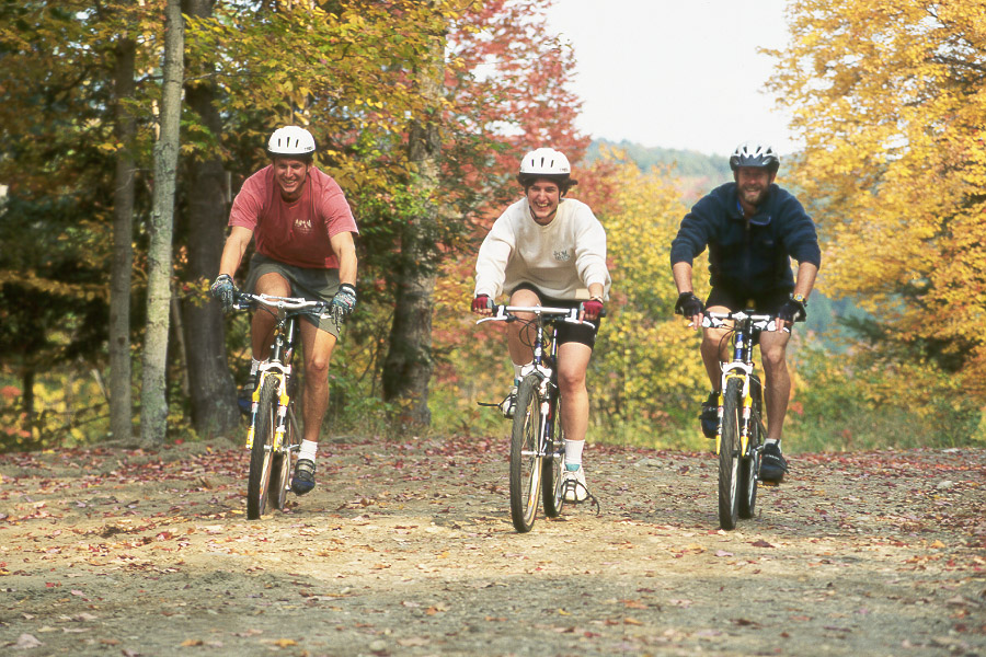 Visit the Grafton Trails and Outdoor Center website -