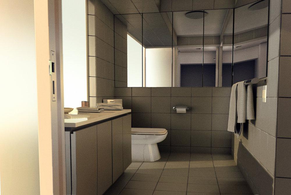 Tokyo Bathroom