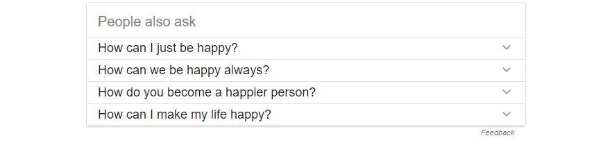 happy google search