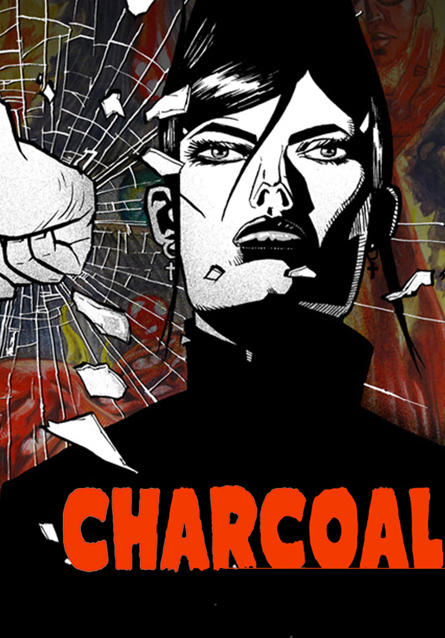 COVER to CHARCOAL by HO CHE ANDERSON