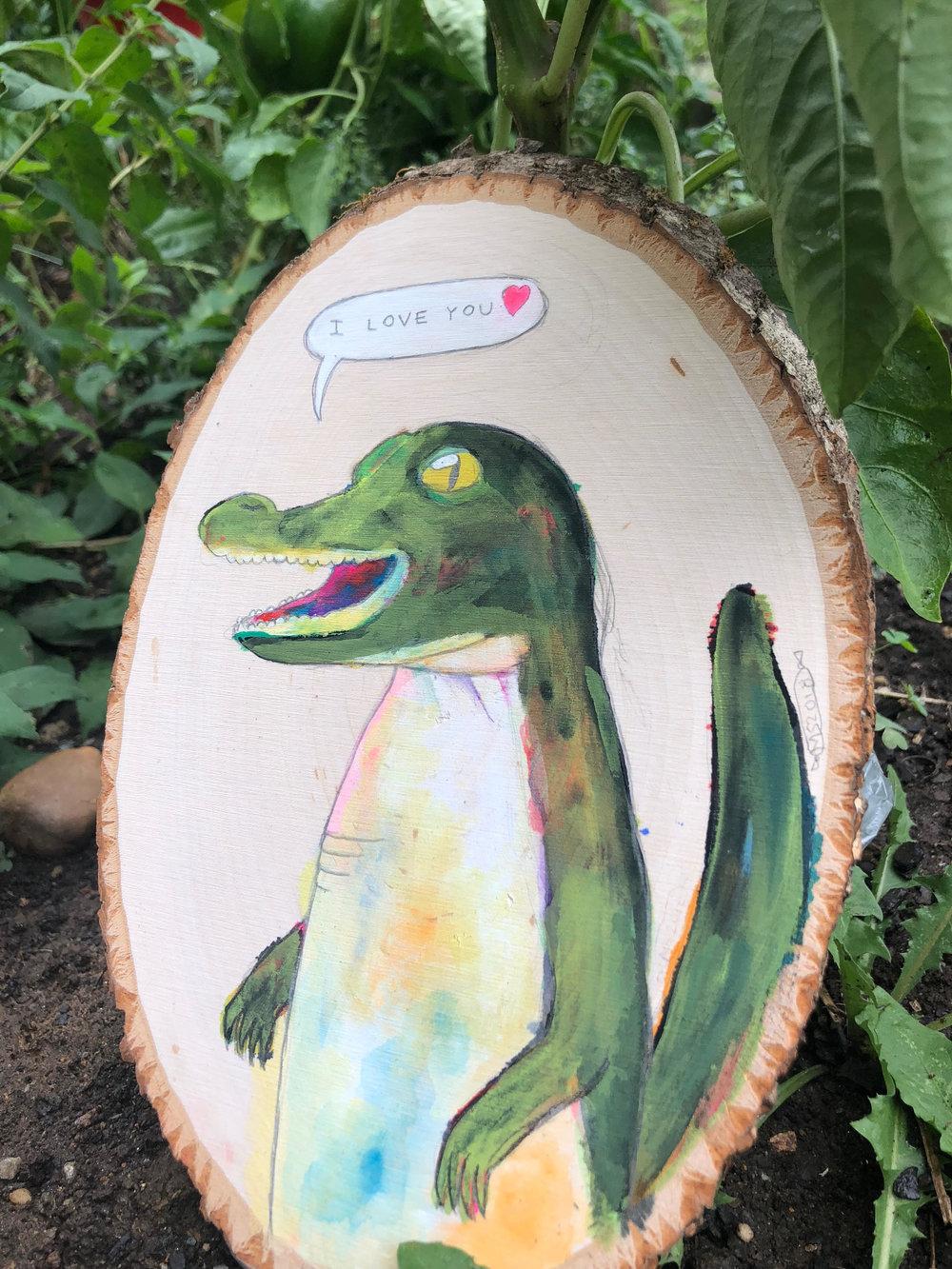 A Crocodile Pal