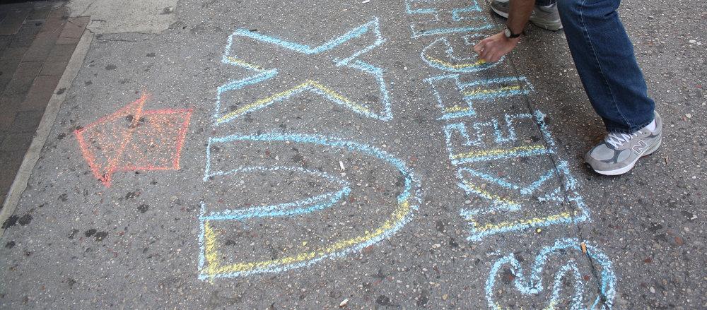 UX Sketch Camp, NYC