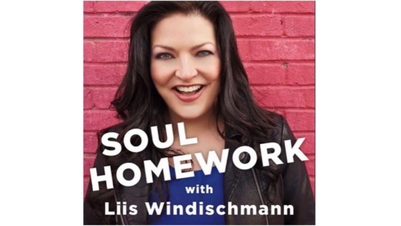 """Soul Homework Podcast - """"Every once in a while, it's important to breathe, and laugh, and connect with people."""""""