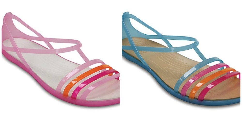 The Crocs Isabella sandal
