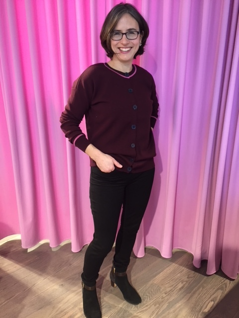4-Way sweater Look !