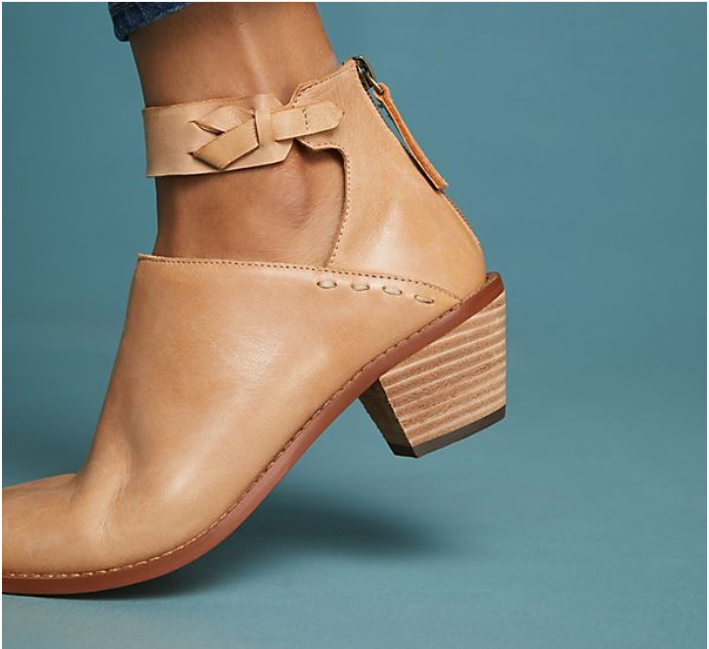 Kelsey Dagger boots at Anthropologie