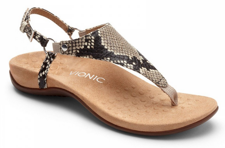 Vionic Kirra backstrap sandals