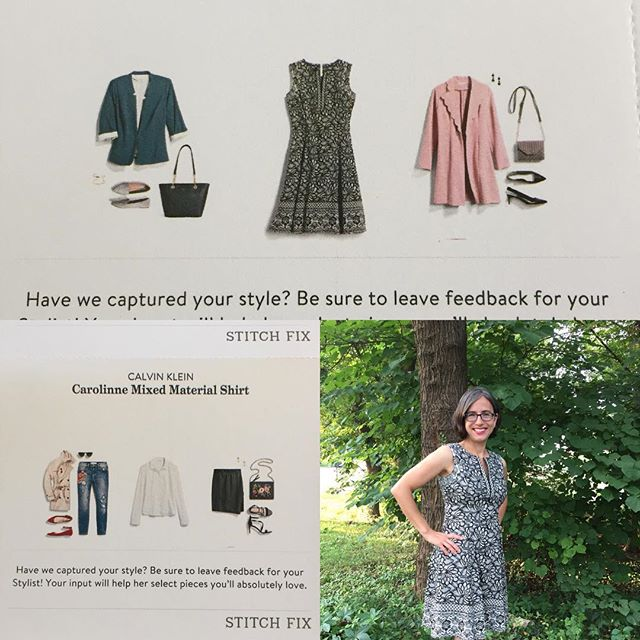 Style as a subscription? Oh yes! Stitch Fix reviewed bit.ly/stitchfixsaves9
