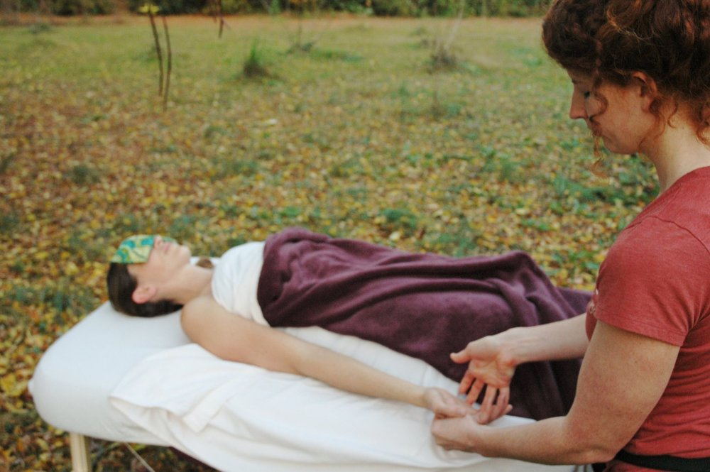 Integrative Massage - An integrative massage that is long enough to address all of your needs and goals, using a combination of Swedish, Shiatsu, Deep Tissue, Trigger Point Therapy, and Myofascial massage. This massage will leave you feeling more in tune with your body and in a deeper state of rest.