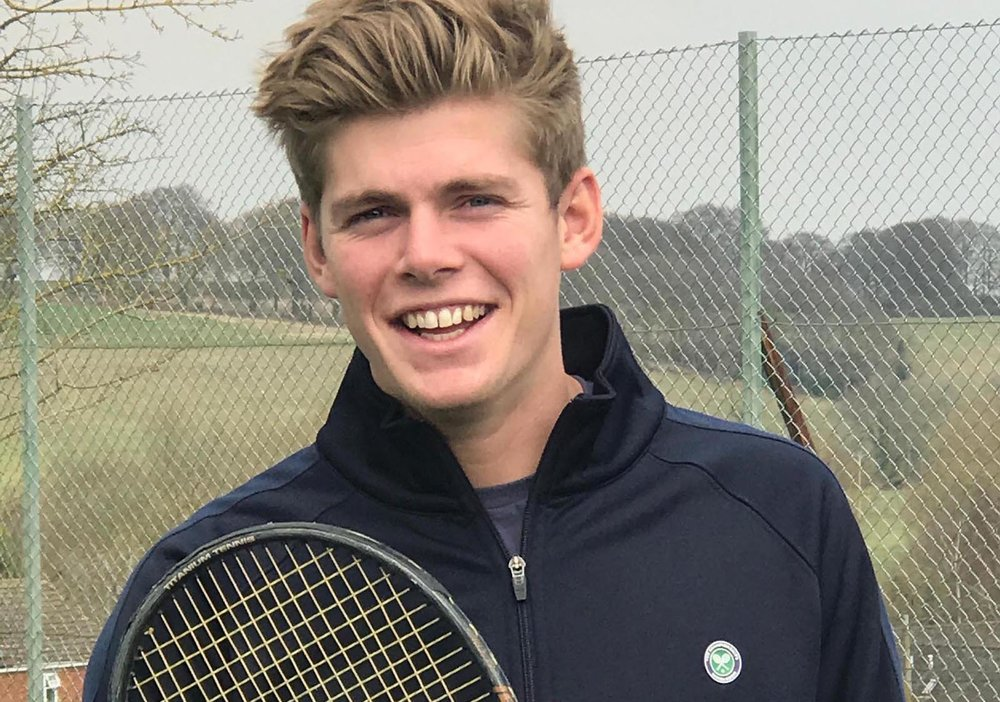 Paddy Watts - We are delighted to announce the appointment of new coach Paddy Watts. As well as being level 2 (soon to be level 3) qualified, Paddy brings with him an infectious enthusiasm for tennis. Paddy is committed to making tennis fun and engaging for all members.For any coaching enquiries contact Paddy on 07414 933 323 or email tennisforallcoaching@gmail.com