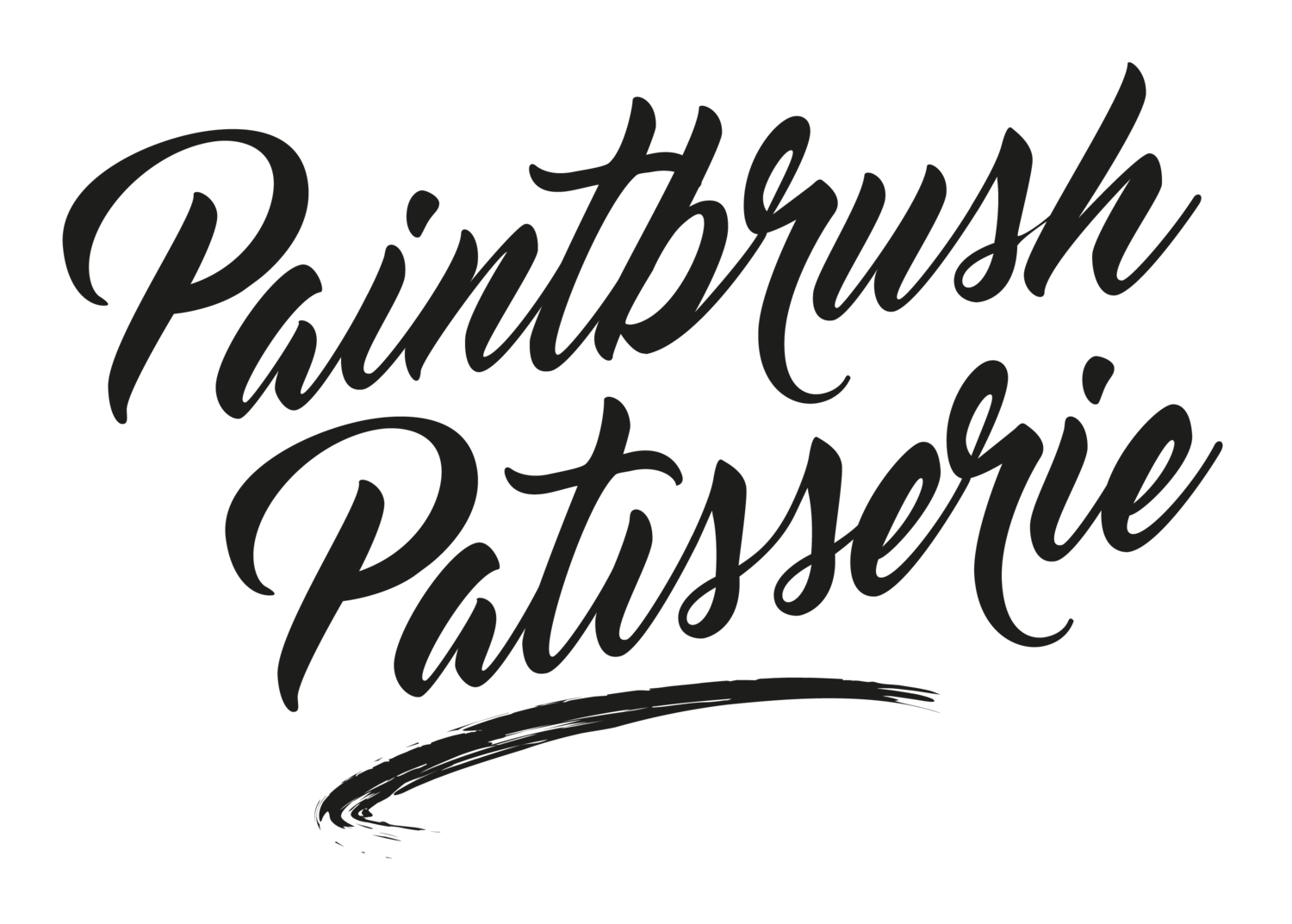 Paintbrush Patisserie
