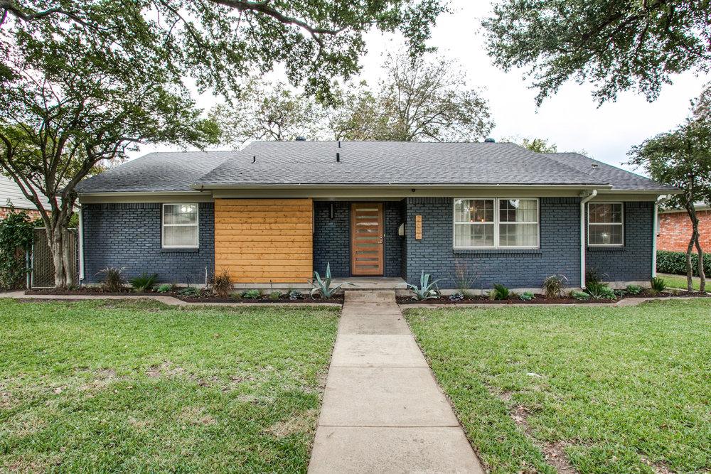 2656 Dorrington, Dallas