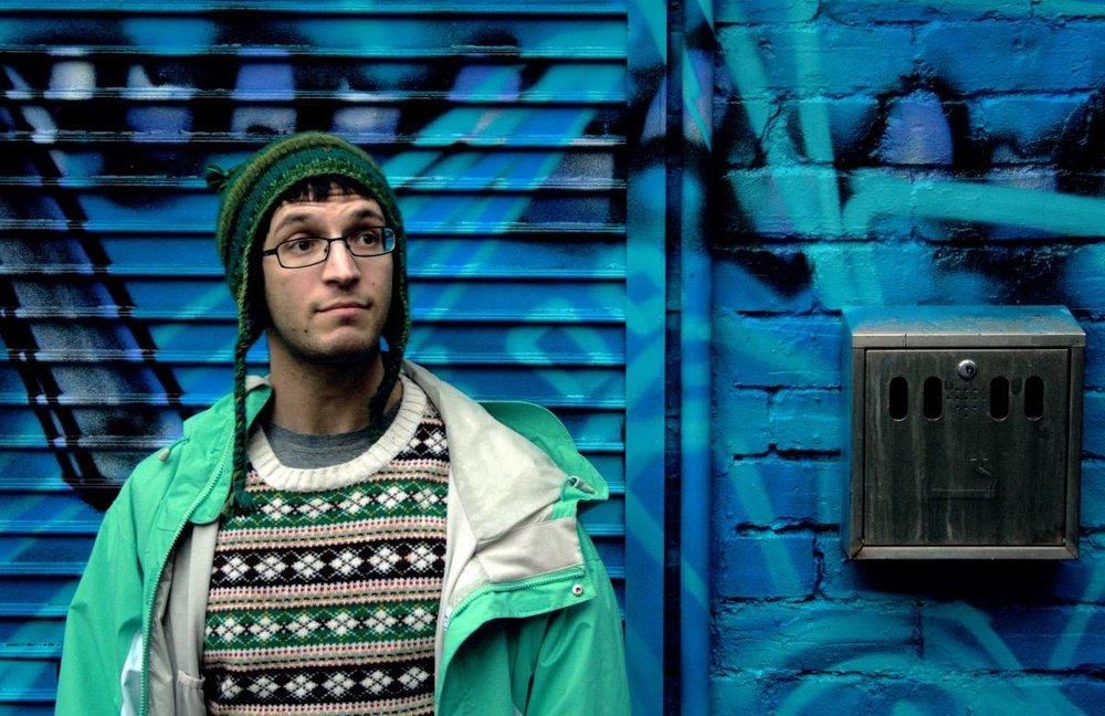Gideon Conn :   Musician and Designer of our Logo  http://gideonconn.com/