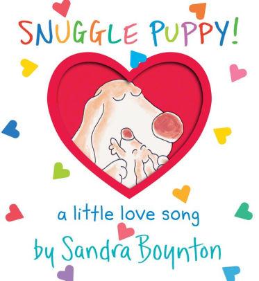 - SNUGGLE PUPPY BOOK//