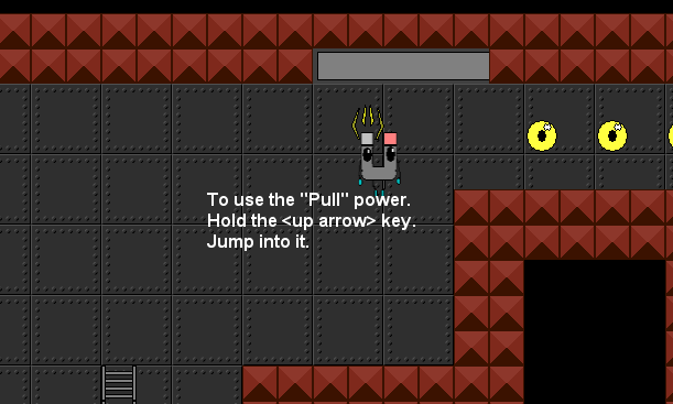 Push and Pull 2013 (game maker prototype)