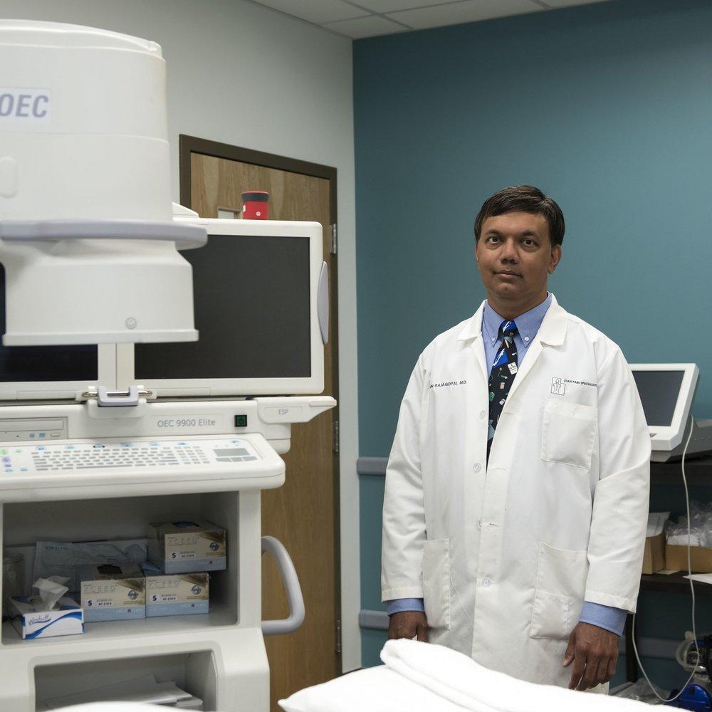 ARUN RAJAGOPAL, MD