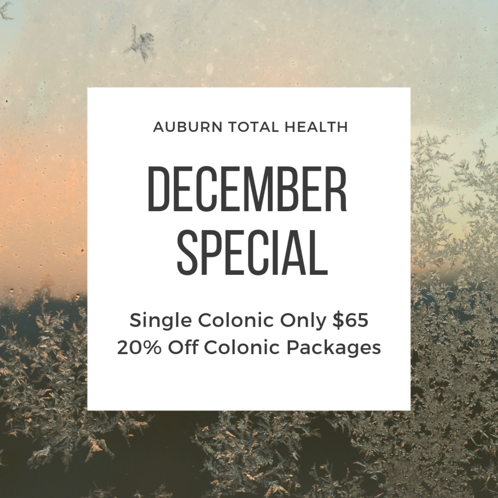 For 20% Off Packages use code DECEMBER20 at checkout