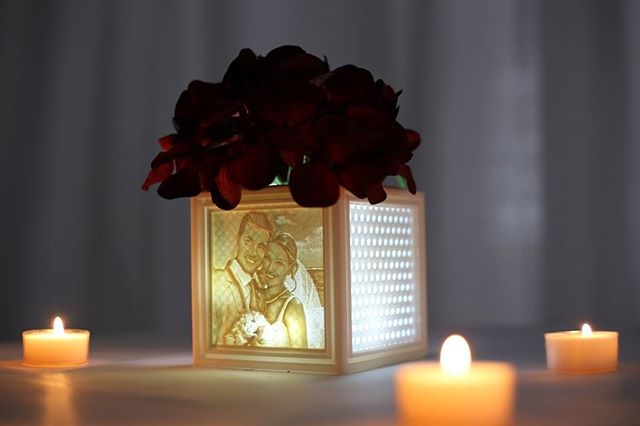 Looking for unique centerpieces for your wedding? We have the perfect ones! All come with candles and LED lights to add some ambiance to your tables.  702-723-9893 Info@Moolean.com  www.Moolean.com  #wedding #weddingplanner #weddingplanning #moolean #3Dprinting #3Dprint #3Dscan #tech  #LasVegas #future #technology #tabletop #centerpiece