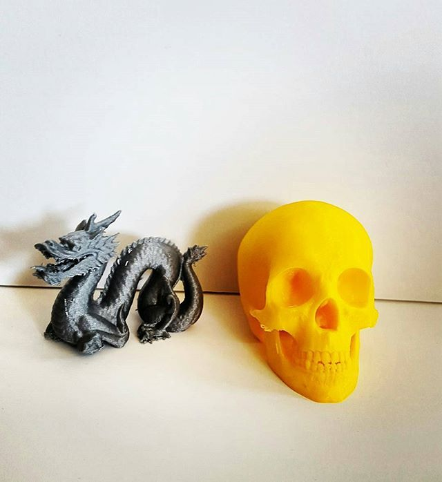 Here's a 3D Printed Dragon and Skull. We can create lots of unique designs. Anything you can dream of, we can make a reality.  www.Moolean.com  702-723-9893  #3Dprinting #3Dprint #3Dscan #tech #moolean #LasVegas #future #technology #LV #PLA #Nevada #3Dprinted #3Dmodels #Sculpture #Ultimaker #3Dmodel #Local #Design #shapeways #new #henderson