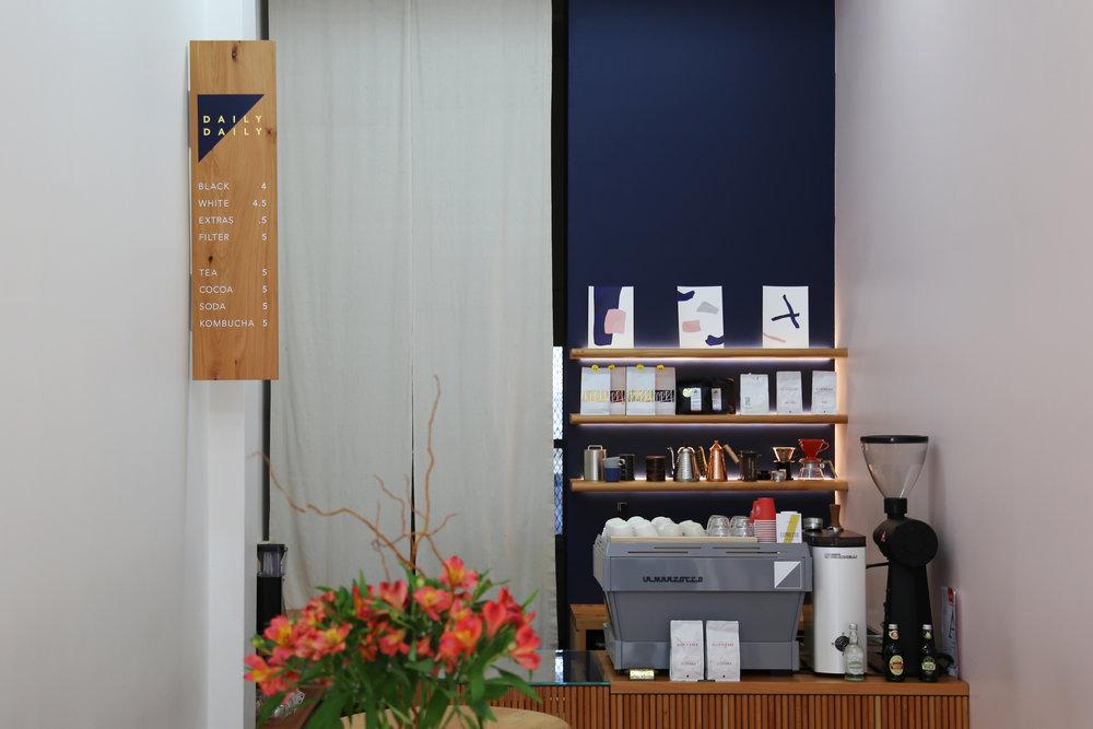 Daily Daily - Café Fitout