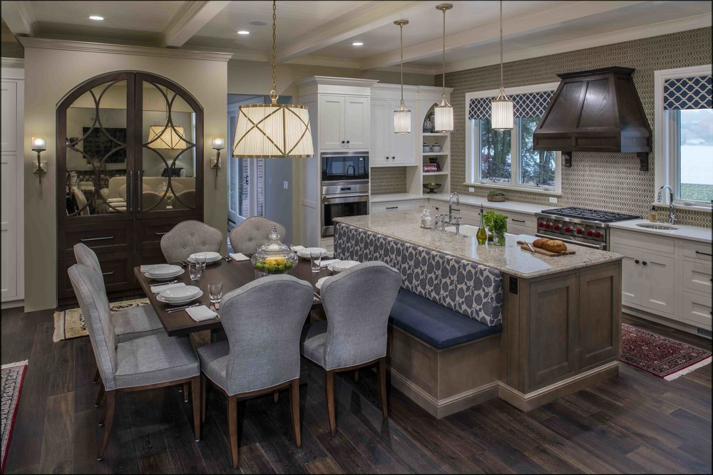 Our Difference - Established in 2003, Jennifer Butler Design is widely recognized as a preeminent Michigan interior design firm with an outstanding team of professionals.At JBD, your unique personality and preferences lead our designs. We do not subscribe to a signature style for our clients to follow. We are not predictable — in the best way!The thread that holds our work together is a collaborative experience where we attend to each detail of the interior design process with precision and care from start to finish. Every project we undertake, we value doing it right the first time and taking measures to ensure that our work is designed and executed with the highest level of quality and craftsmanship.