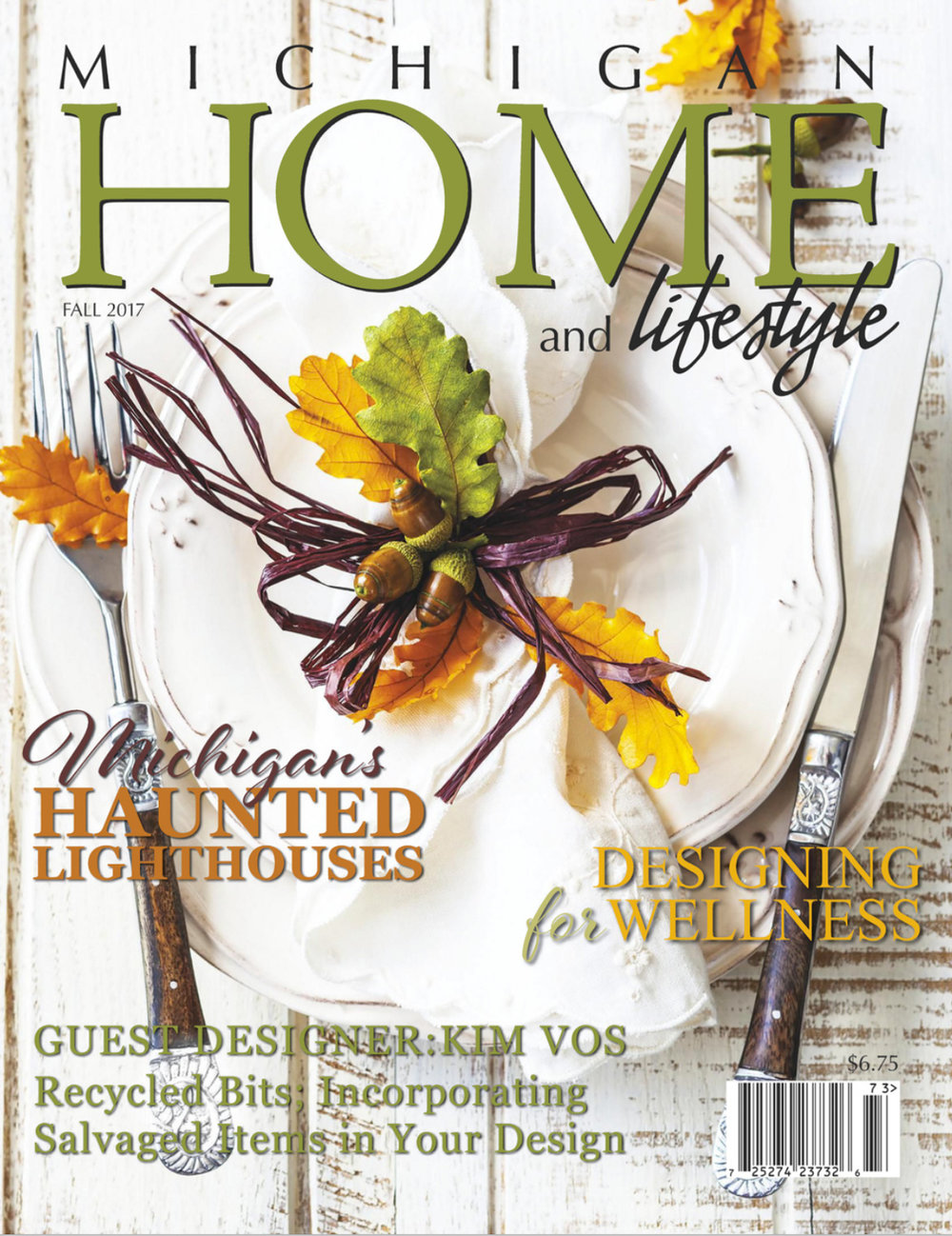 Michigan Home and Lifestyle Magazine – Fall 2017